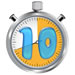 logo Top 10, application iPhone